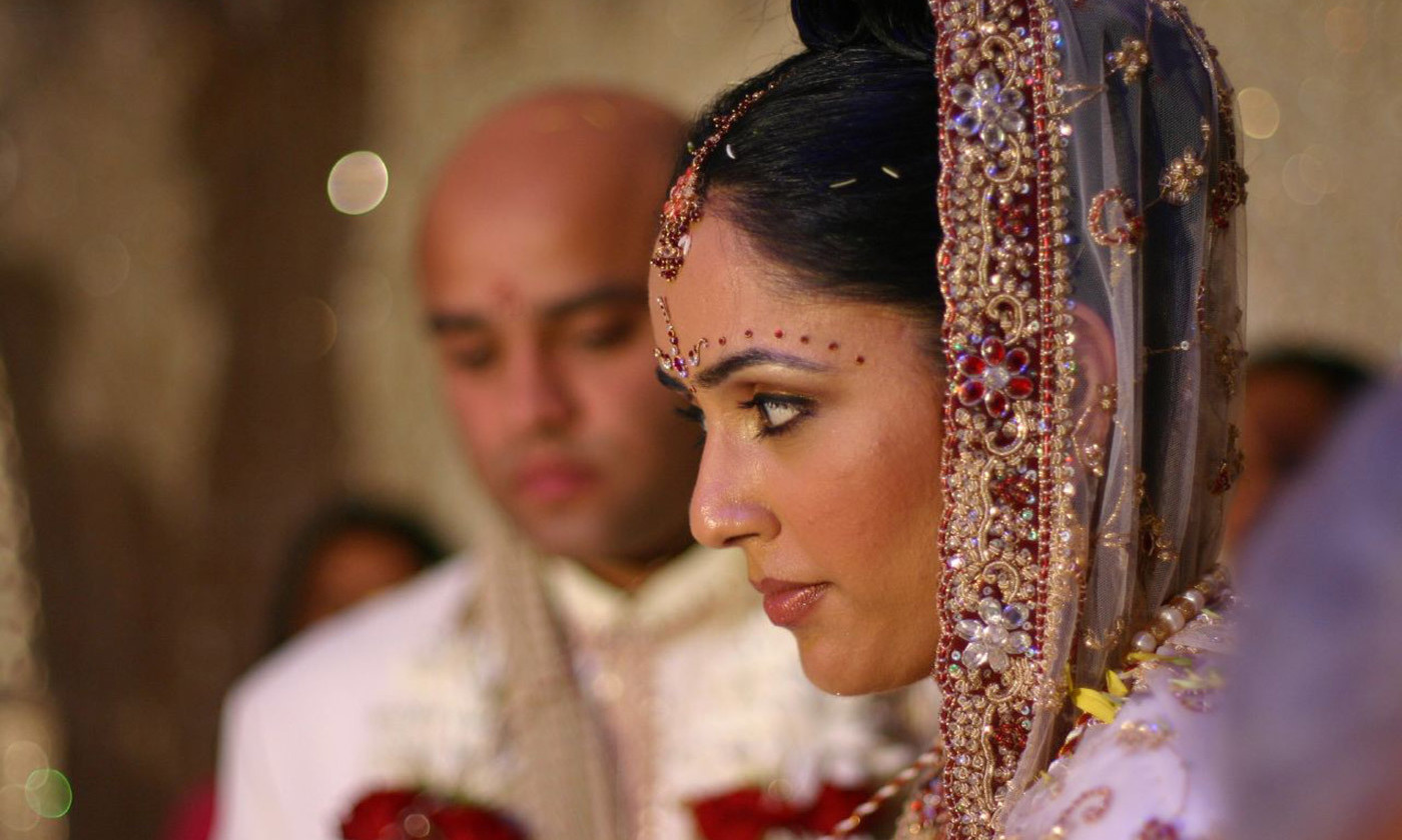 <p>At a Hindu wedding. <em>Photo courtesy Wikipedia</em></p>