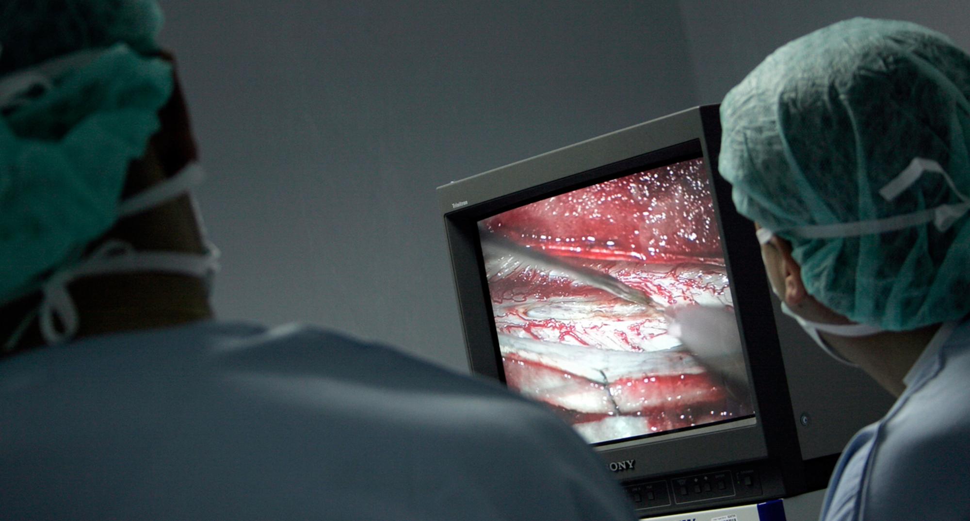 Essay on neurosurgery - Coursework Example
