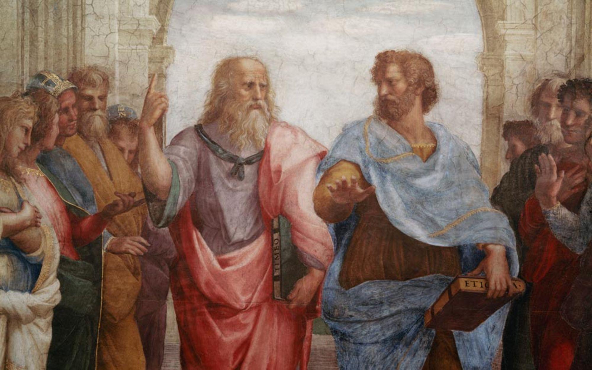 plato and aristotle philosophy essays