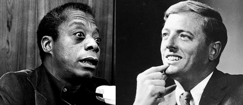James Baldwin debates William F Buckley