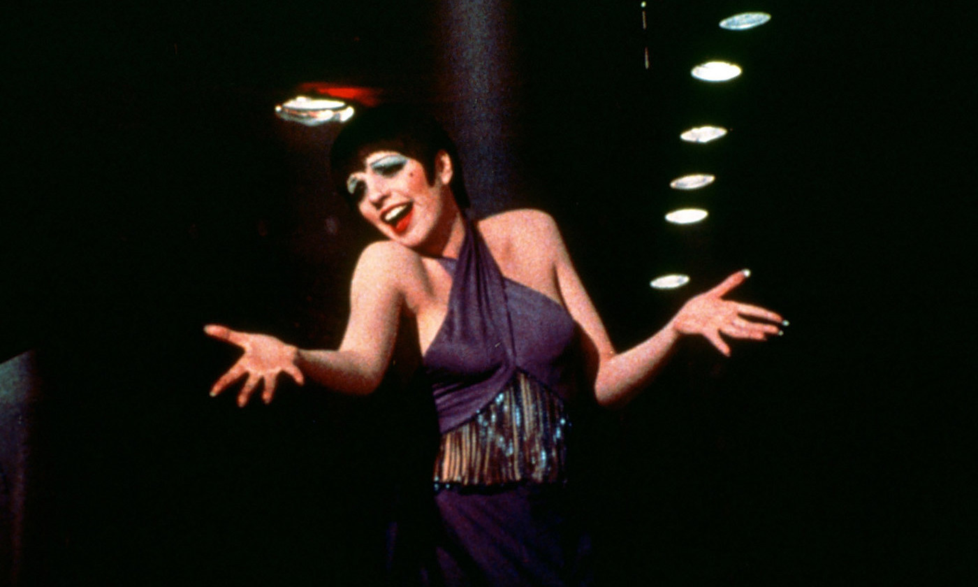 Liza Minelli in Bob Fosse's 'Cabaret'. <em>Photo courtesy Warners Home Video</em>