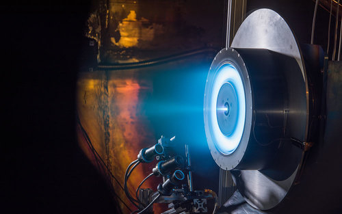 Card essay solar propulsion sep contract award hall thruster