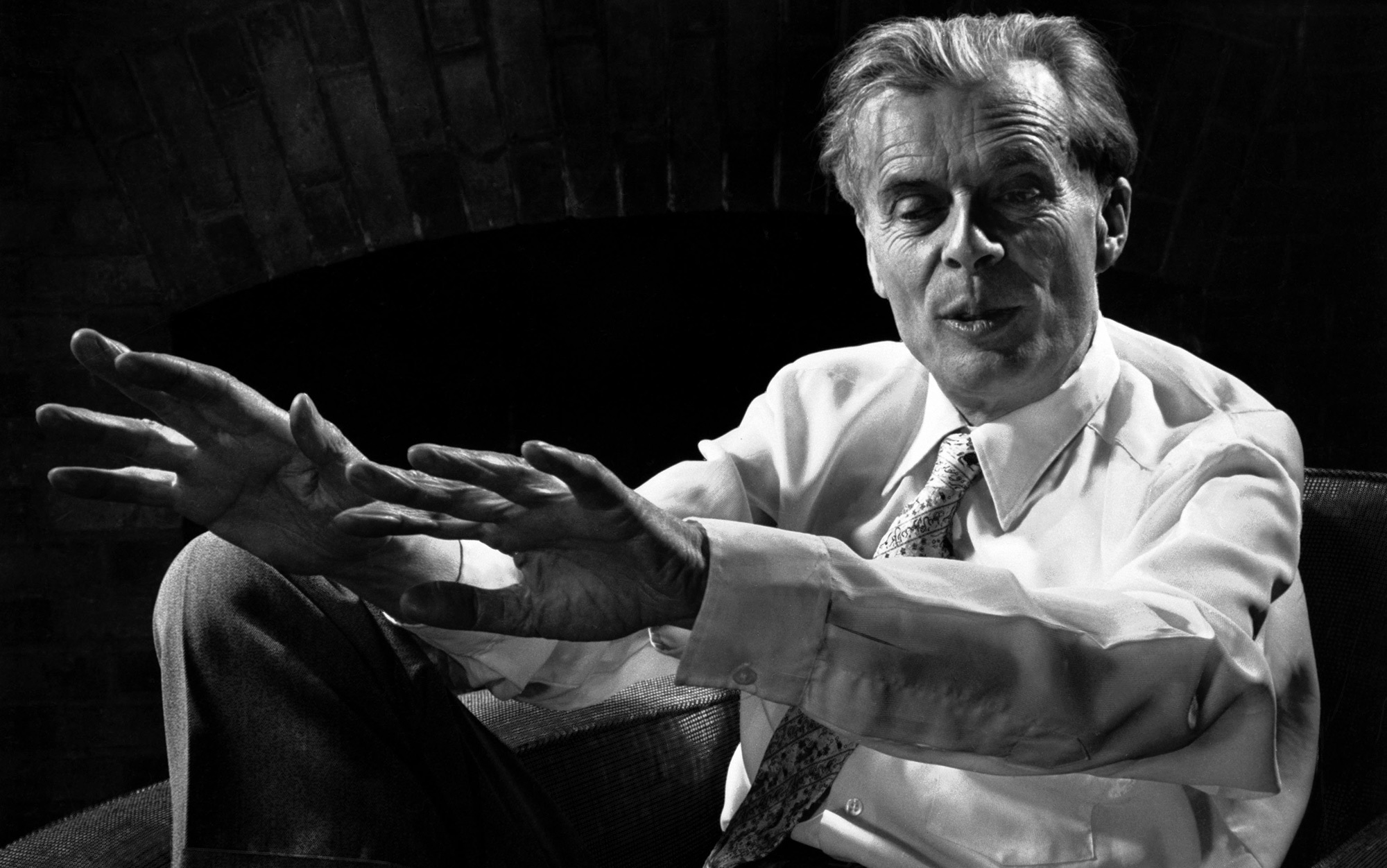 What can we learn from the perennial philosophy of Aldous Huxley? - Jules Evans | Aeon Essays