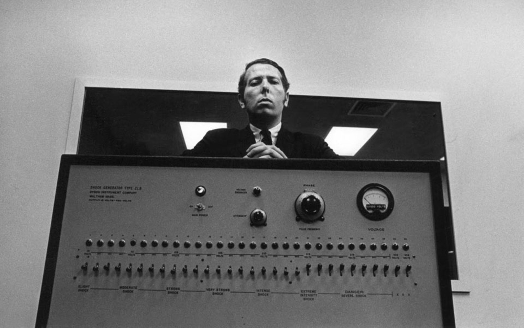 "stanley milgram obedience experiment Stanley milgram and the uncertainty of evil a still from ""obedience,"" a film stanley milgram made of his in documenting the experiment, milgram gave the."