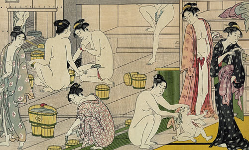 Why we need to bring back the art of communal bathing | Aeon
