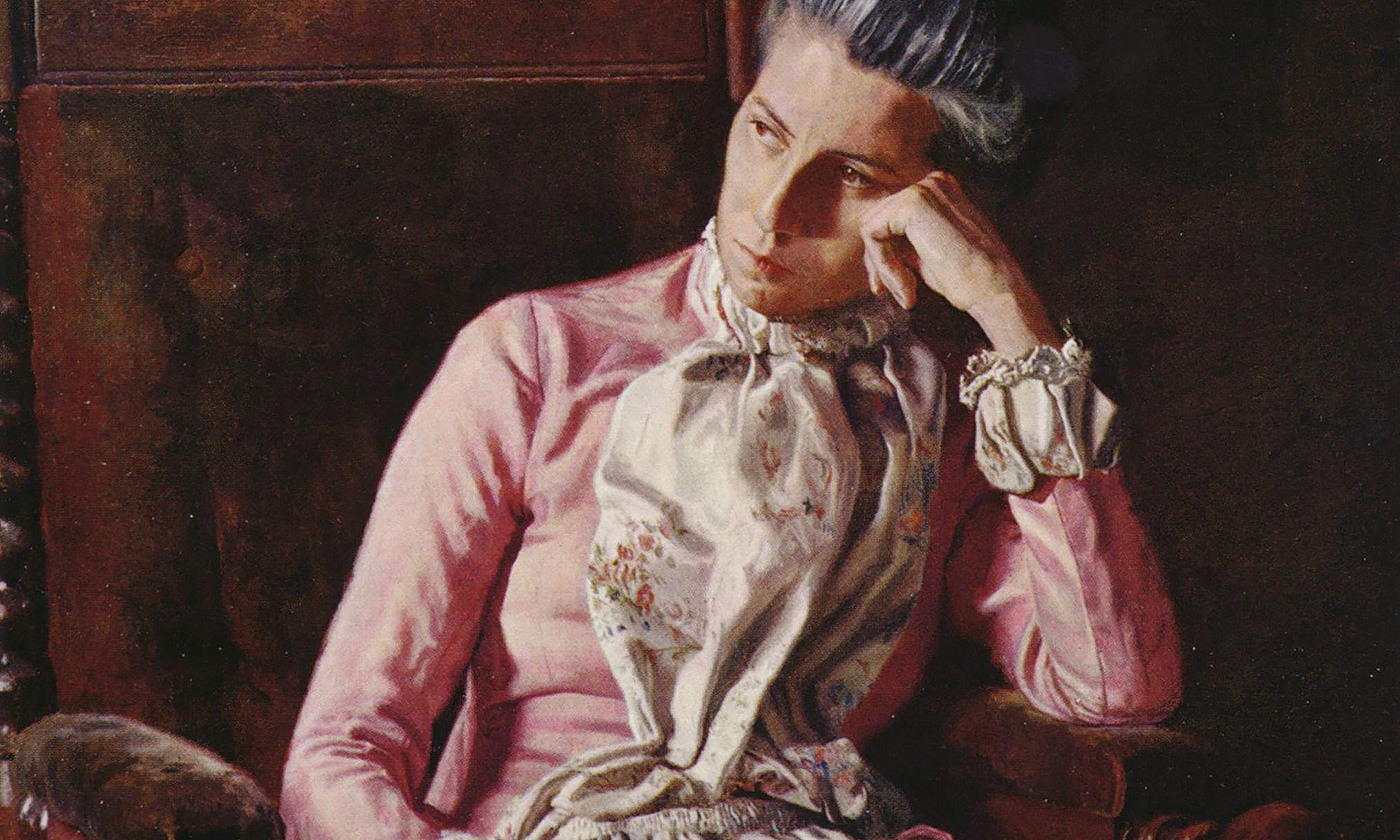 <em>Miss Amelia Van Buren</em> (circa 1891), portrait by Thomas Eakins. <em>Courtesy of The Phillips Collection, Washington DC/Wikipedia</em>