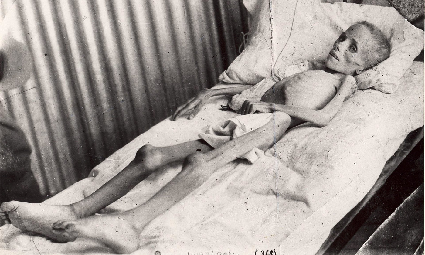 Lizzie van Zyl, a Boer girl who starved to death in the harsh conditions of the Bloemfontein concentration camp. <em>Photo courtesy Wikipedia</em>