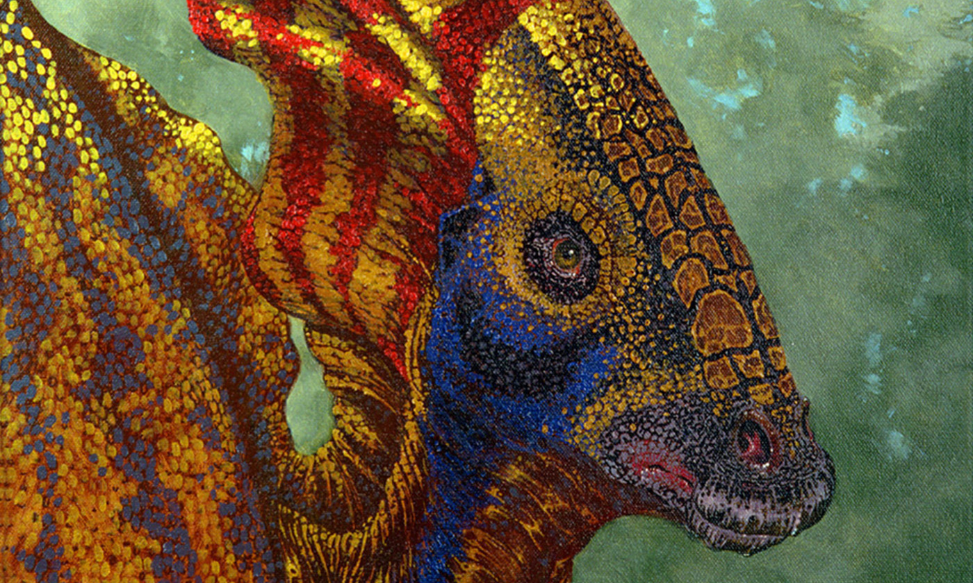 What say you, dinosaur? | Aeon