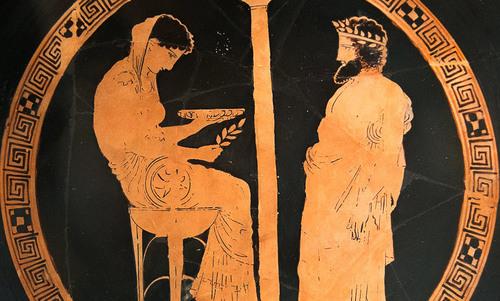 Delphic priestesses were the world's first political risk consultants   Aeon