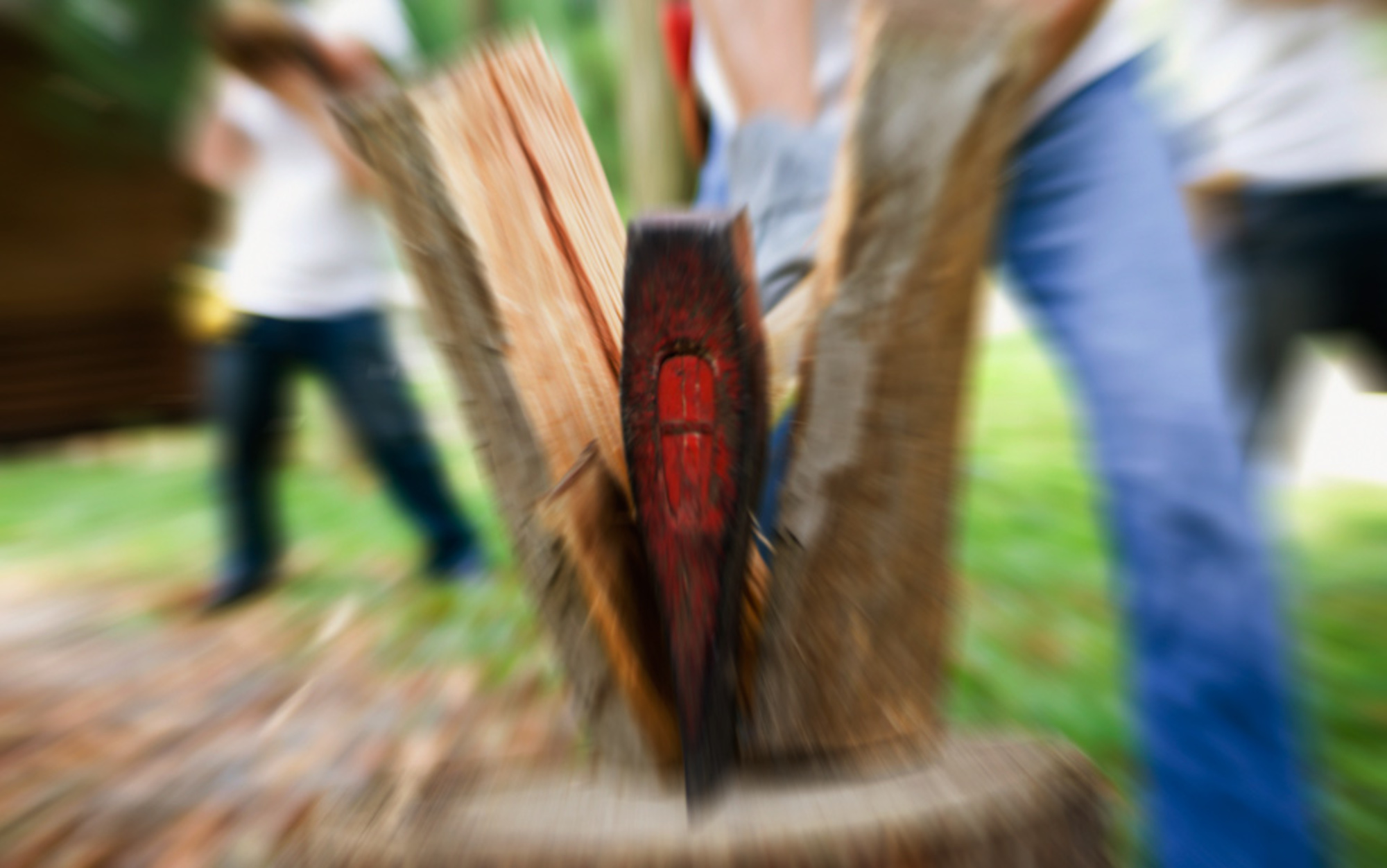 The Simple Pleasure And Rituals Of Chopping Firewood Aeon Essays