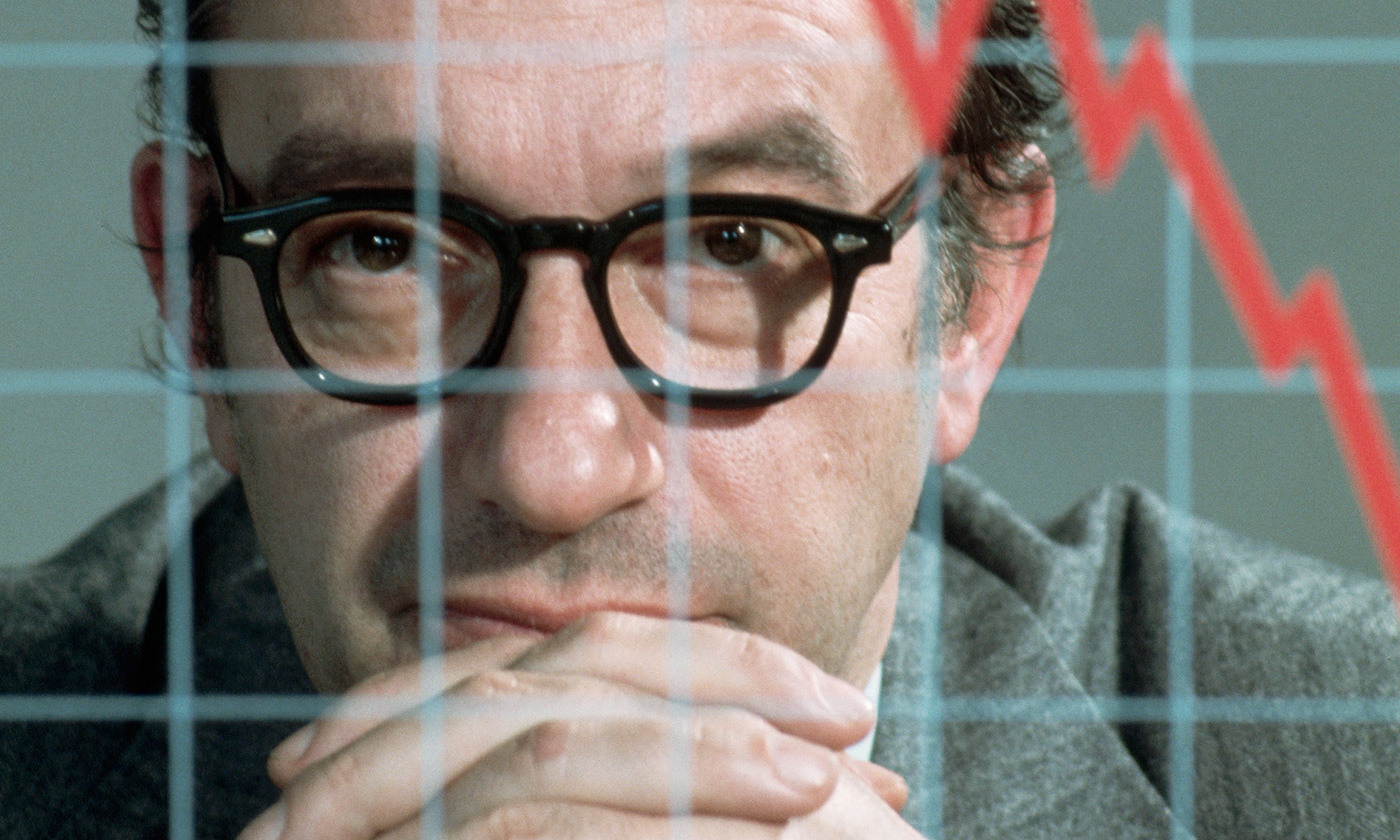 Former head of the Federal Reserve Alan Greenspan. <em>Photo by Corbis/Getty</em>