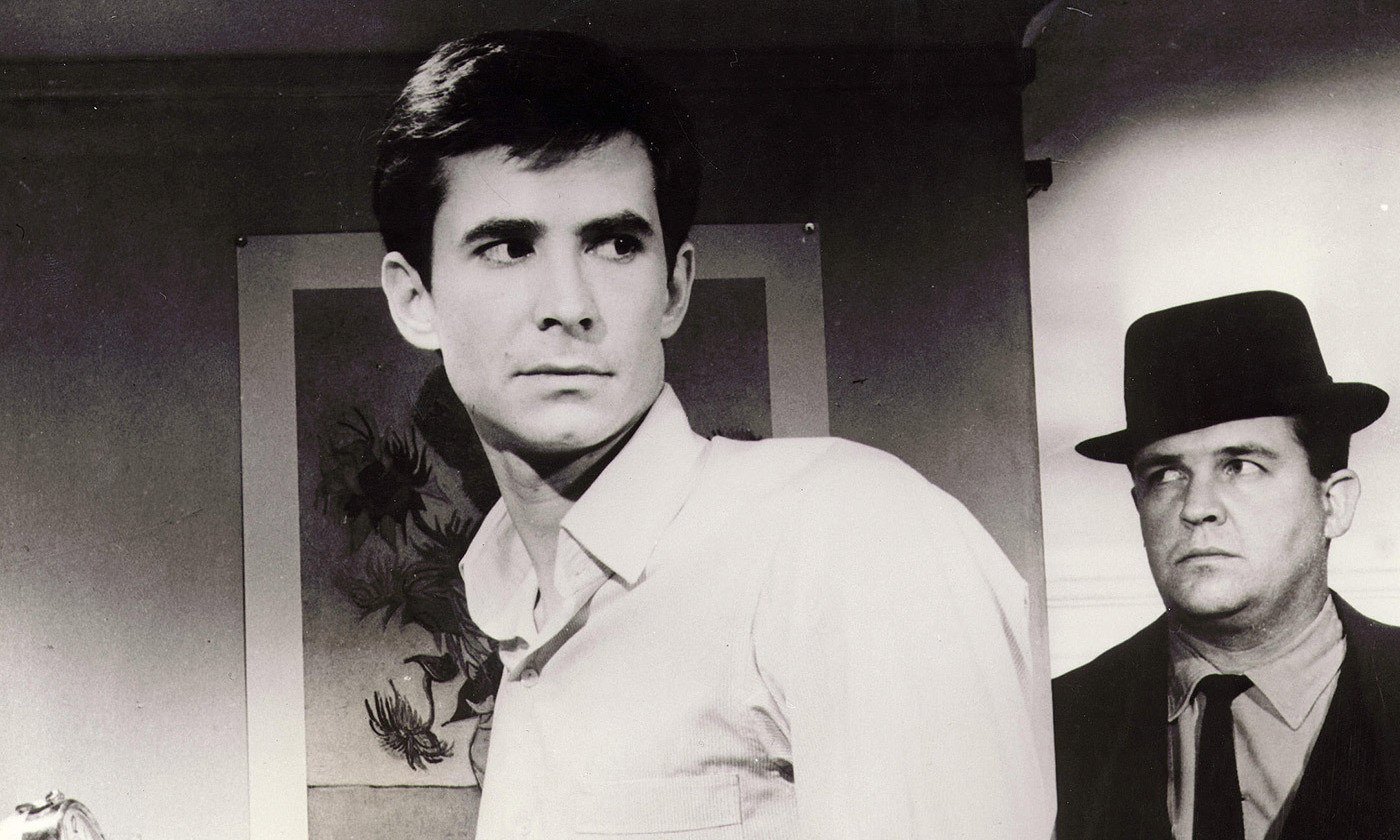 Are you sure? Anthony Perkins as Josef K in Orson Welles adaptation of Kafka's <em>The Trial</em>. <em>Photo by rexfeatures</em>