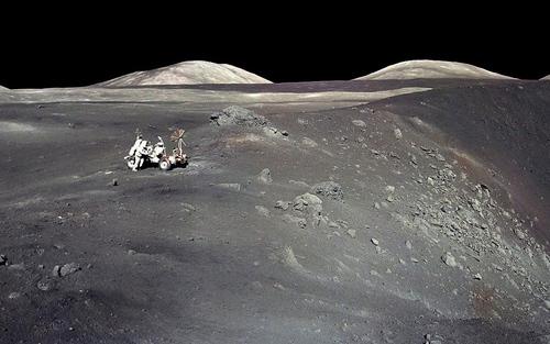 Card essay apollo 17 shorty crater