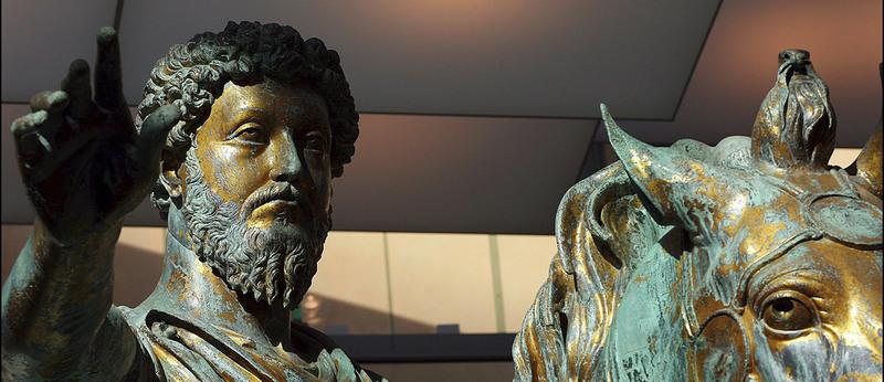 Marcus Aurelius helped me survive grief and rebuild my life