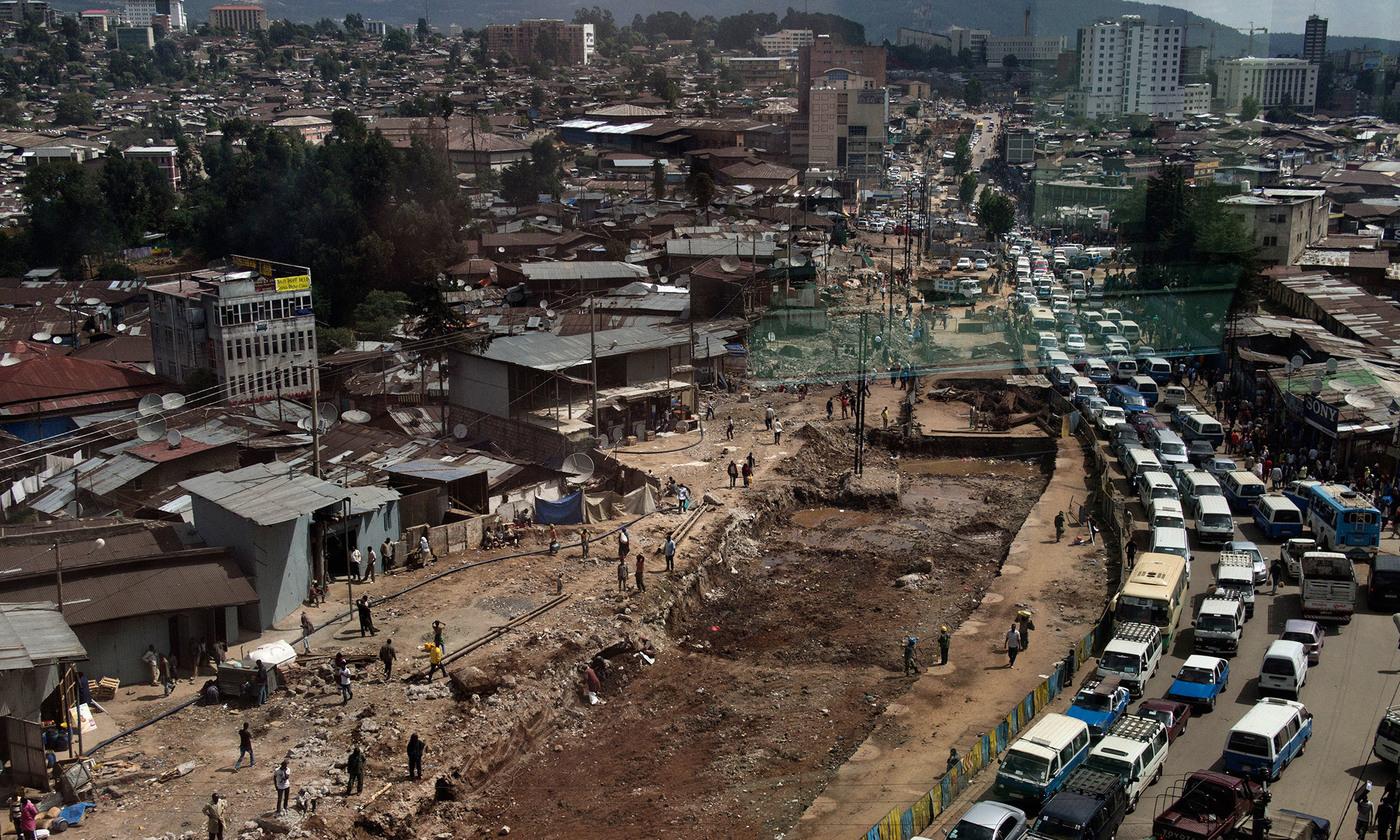 The African Anthropocene   Aeon