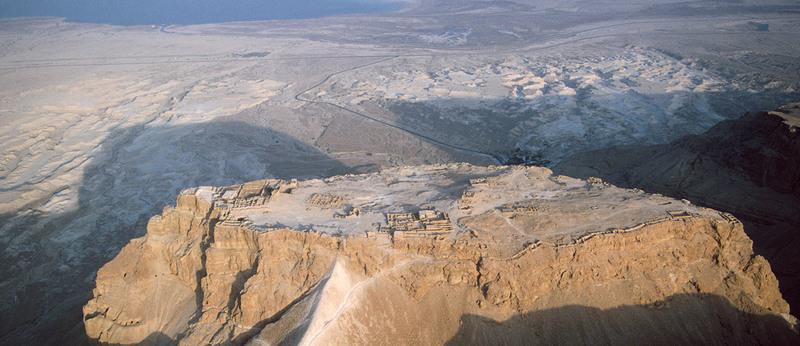 The Masada mystery