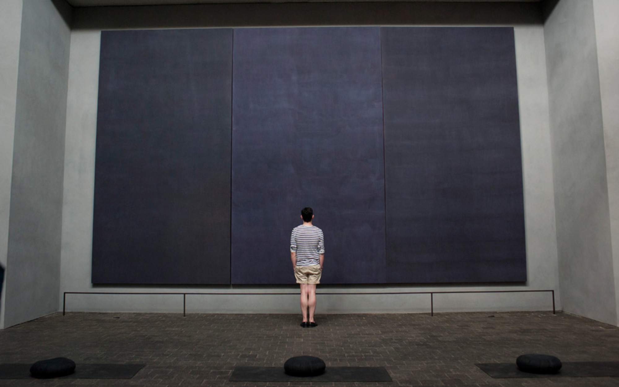 What music can you hear in Rothko's art?   Aeon Essays
