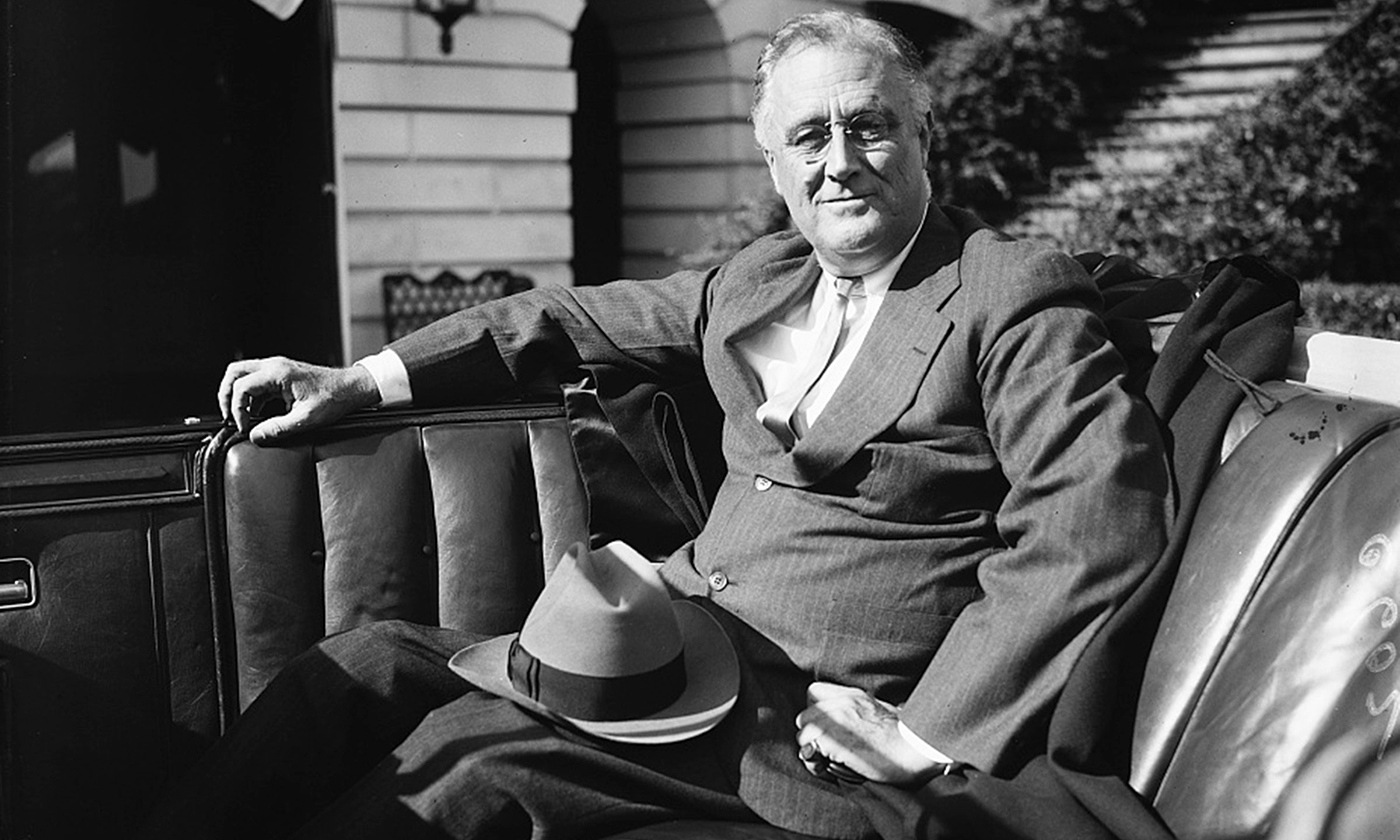 research paper on franklin d roosevelt This paper addresses current debates over the scope of executive power by examining the presidency of franklin d roosevelt while fdr did not have a theory of.