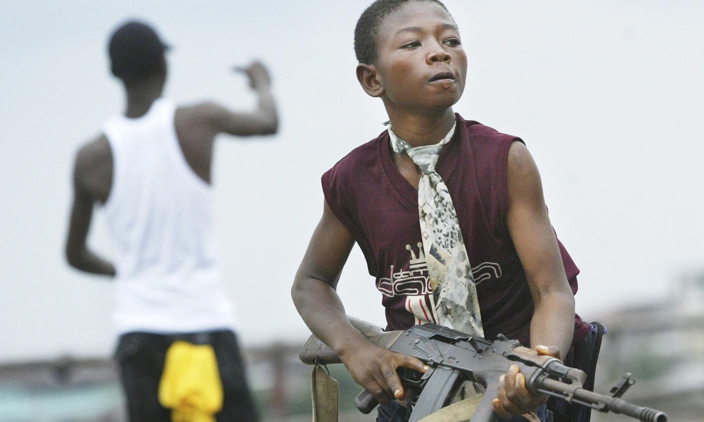 When a child goes to war | Aeon