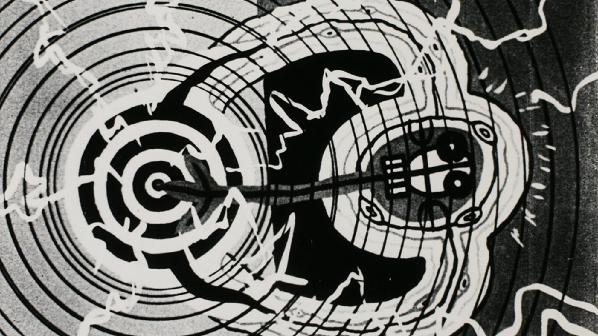 Life emerges, evolves and fights for supremacy in this 1929 avant-garde classic