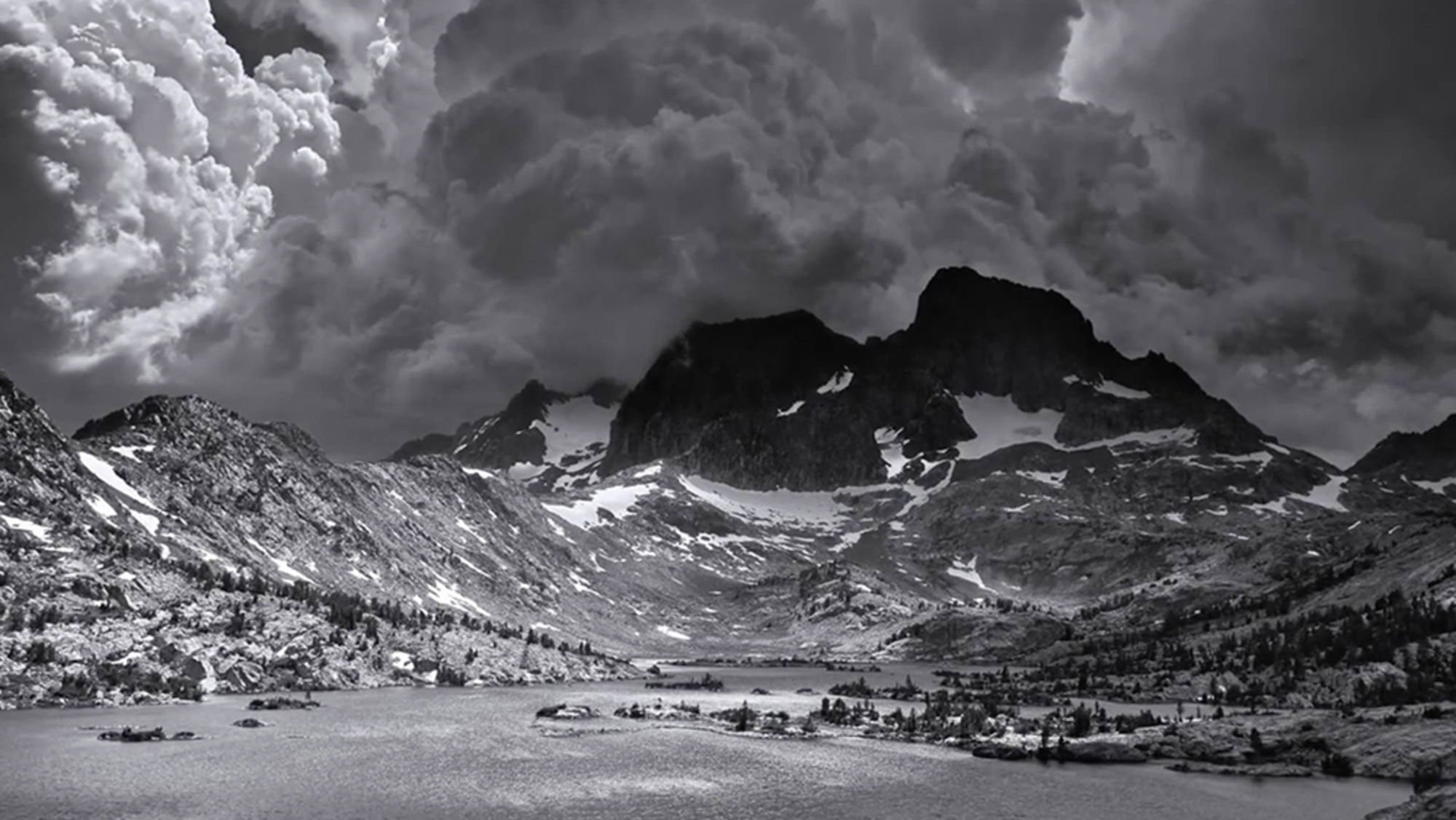 Ansel adams photo essays