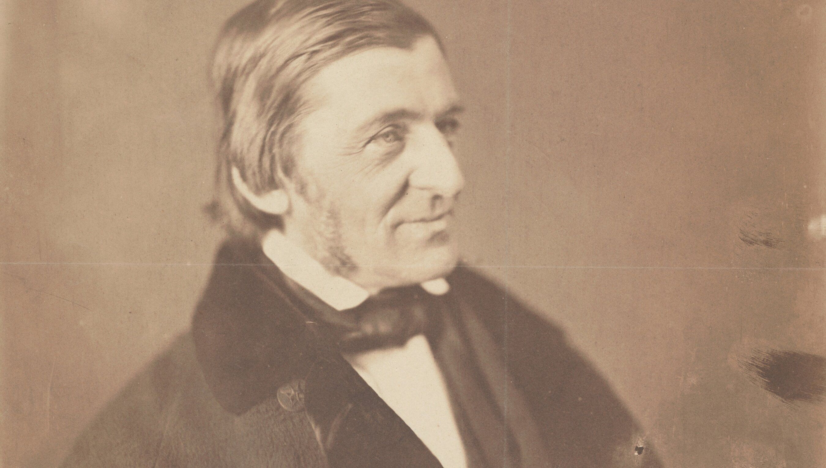 Ralph Waldo Emerson would really hate your Twitter feed | Psyche