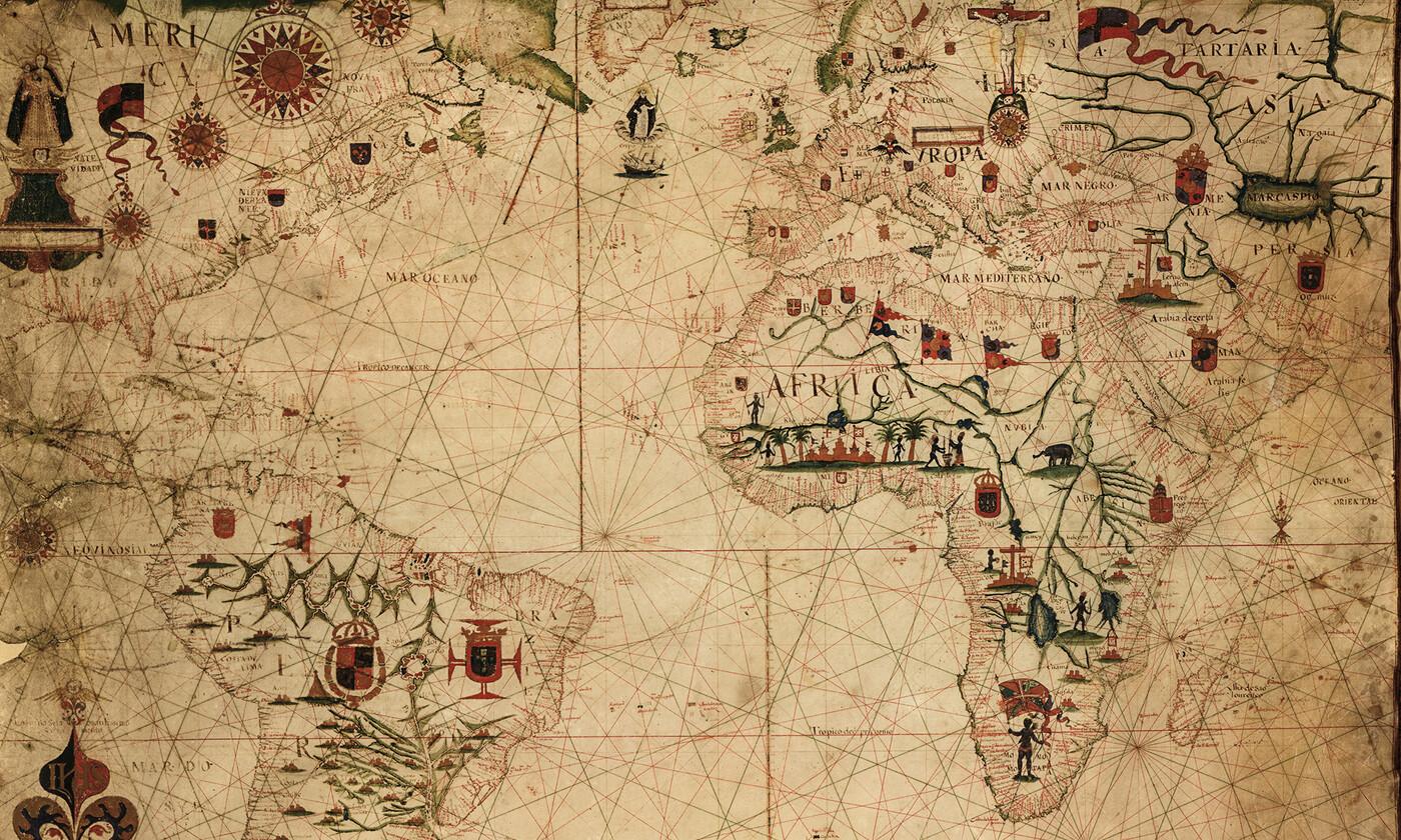 Vast early America | Aeon