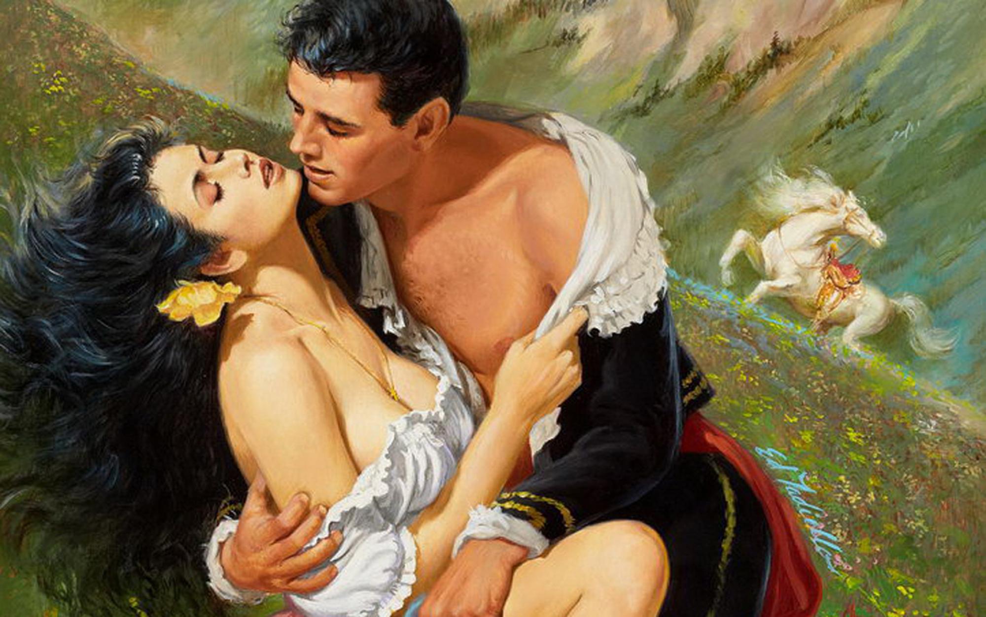 Adult Romance Fiction 50